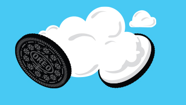 Oreo clouds