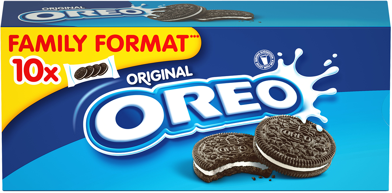 Oreo Snack Packs x10
