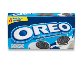 Oreo Snack Packs X 4